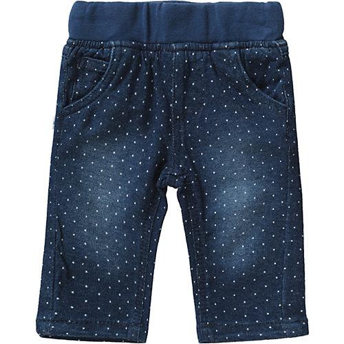 Blue Seven Baby Sweathose in Denim-Optik Gr. 62 Mädchen Baby | 04055852064560