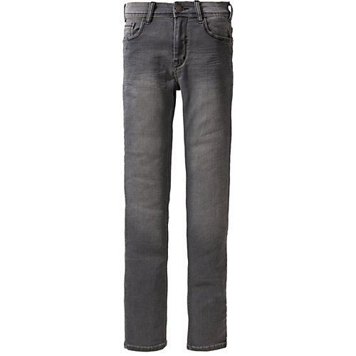 Jeans aus Sweatdenim Gr. 140 Jungen Kinder | 05415185799673