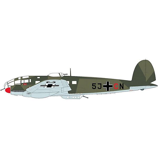 """Сборная модель Airfix """"Бомбардировщик Heinkel He.111 P2"""" 1:72"""