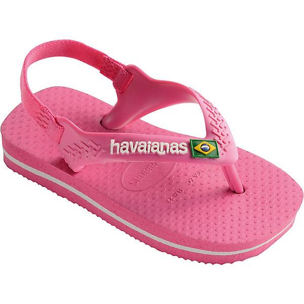 separation shoes d06a1 f1ec2 Kinder Zehentrenner BRASIL LOGO, havaianas | myToys