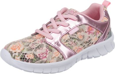 Lico Mädchen Posie Vs Sneaker, Pink (Rosa), 31 EU