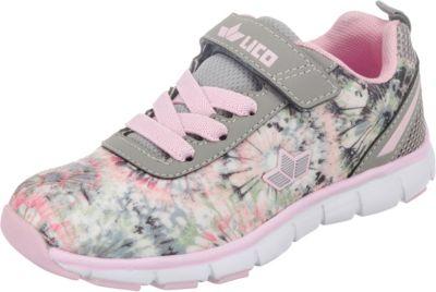 Lico Damen Sunflower Vs Sneaker, Pink (Rosa/Grau), 40 EU