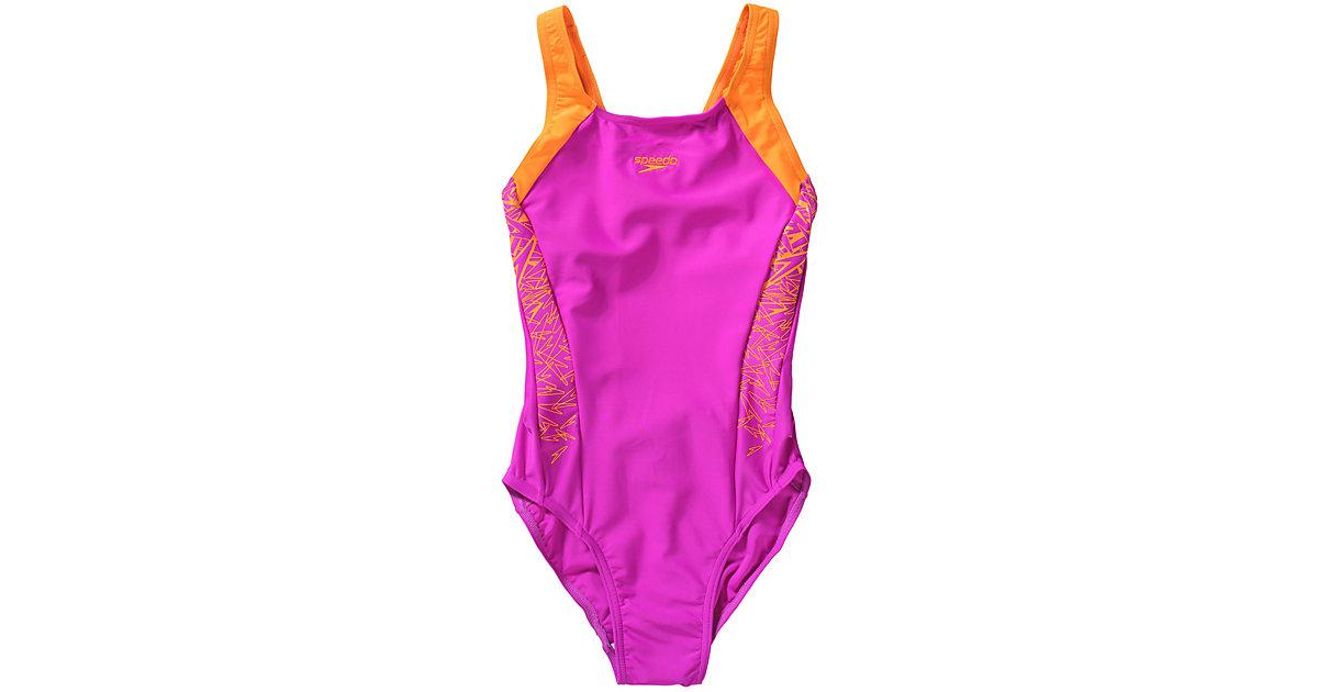 Speedo · Kinder Badeanzug BOOM SPLICE Gr. 176 Mädchen Kinder