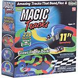 """Трек Magic Tracks """"Ontel"""", 220 деталей (светящиеся детали)"""