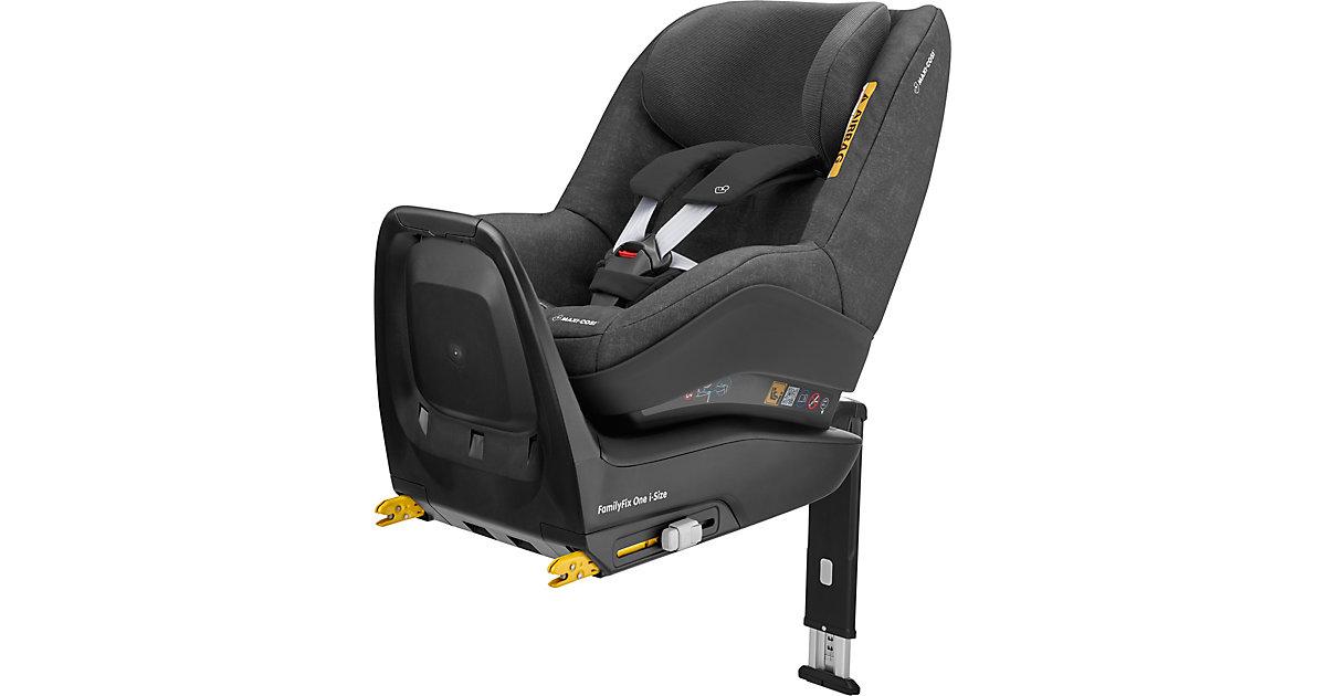 Maxi-Cosi · Auto-Kindersitz Pearl One i-Size, Nomad Black, inkl. Basis FamilyFix One i-Size Gr. 9-18 kg
