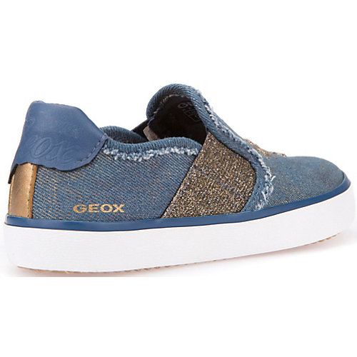 Слипоны GEOX - голубой от GEOX