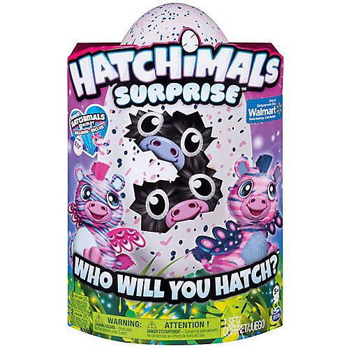 Игрушка Hatchimals сюрприз - близнецы интерактивные питомцы, вылупляющиеся из яйца от Spin Master
