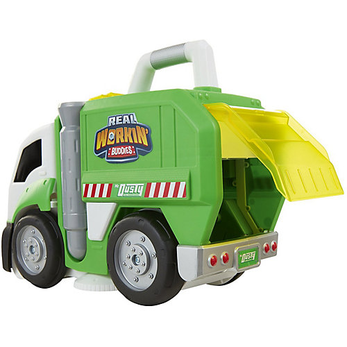 "Уборочная машина 3 в 1 Jakks Pacific ""Real Workin' Buddies"" (свет, звук) от Jakks Pacific"