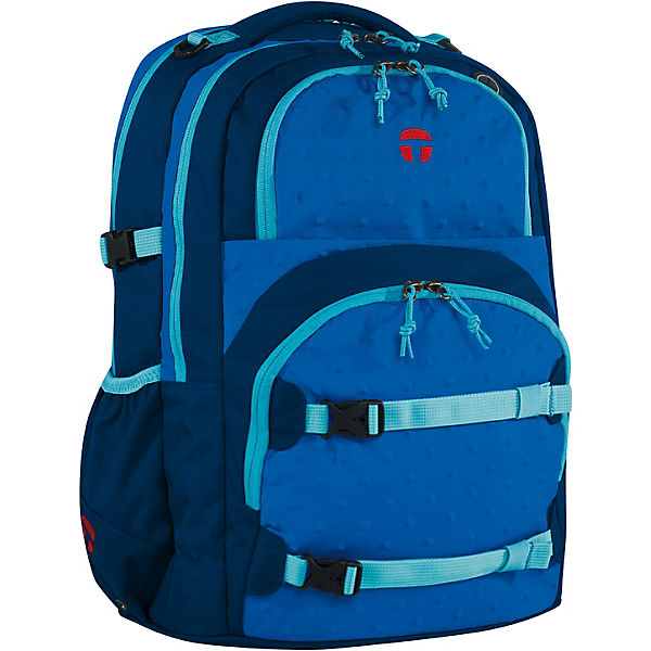3c754778c070a Schulrucksack Oslo-Flex Zoom Blue