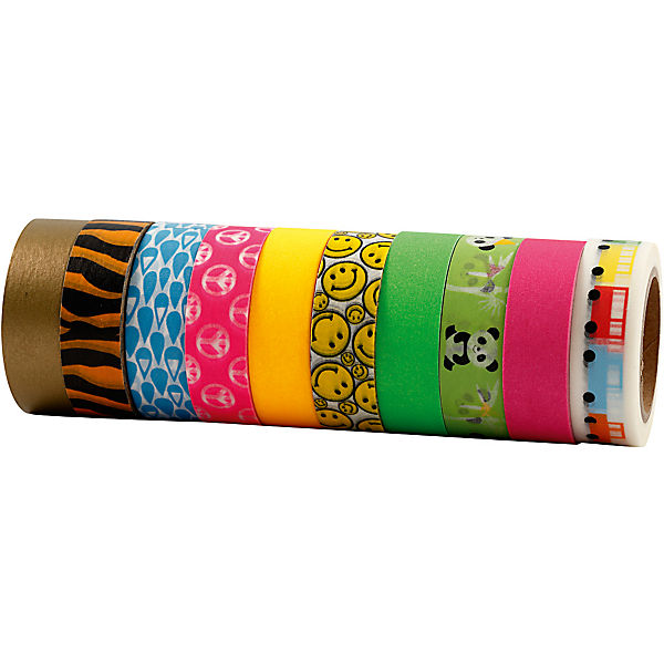 Washi Tape B 15 Mm 10x10m Mytoys
