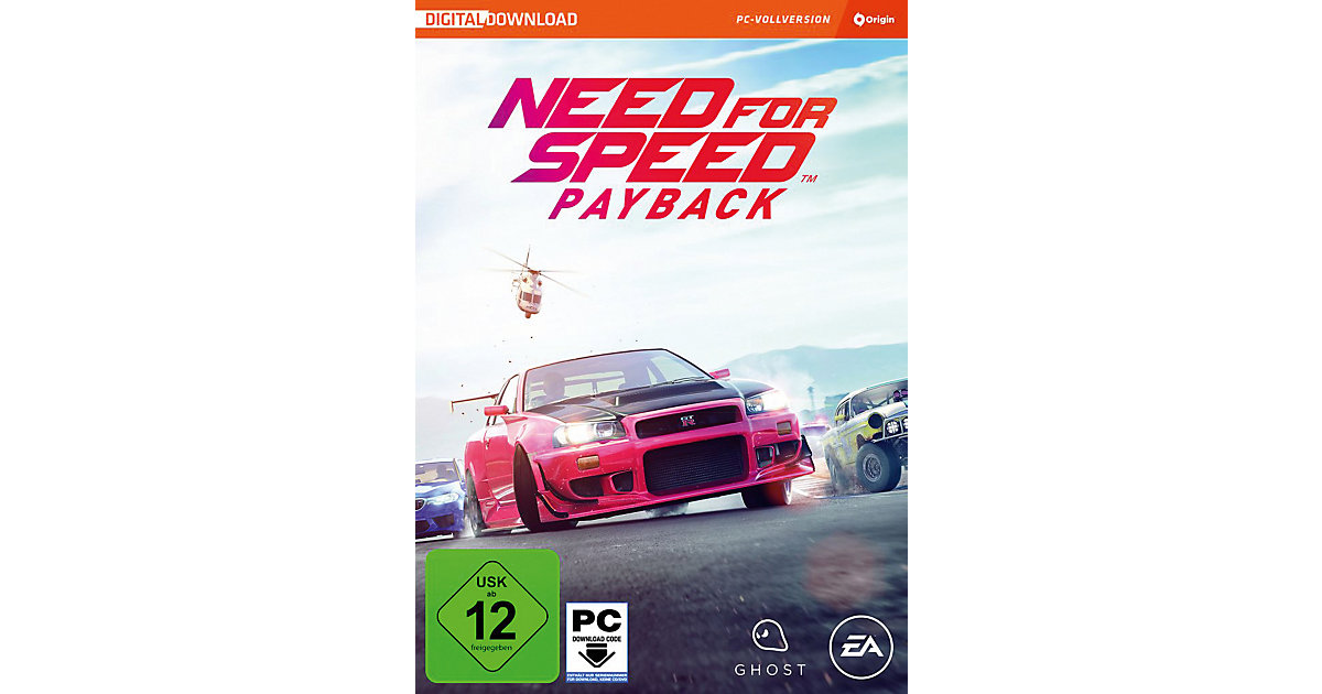 PC Need for Speed Payback (CIAB)