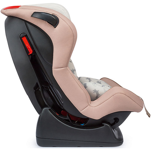 Автокресло Happy Baby Passenger V2, 0-25 кг, серый