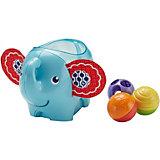 """Развивающая игрушка Fisher-Price """"Слоник с шариками"""""""