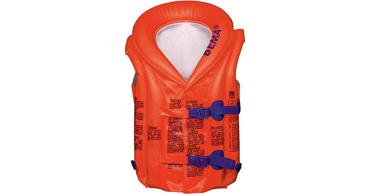 aufblasbare Schwimmlernhilfe orange