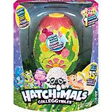 Игровой набор с коллекционными фигурками Hatchimals волшебное превращение