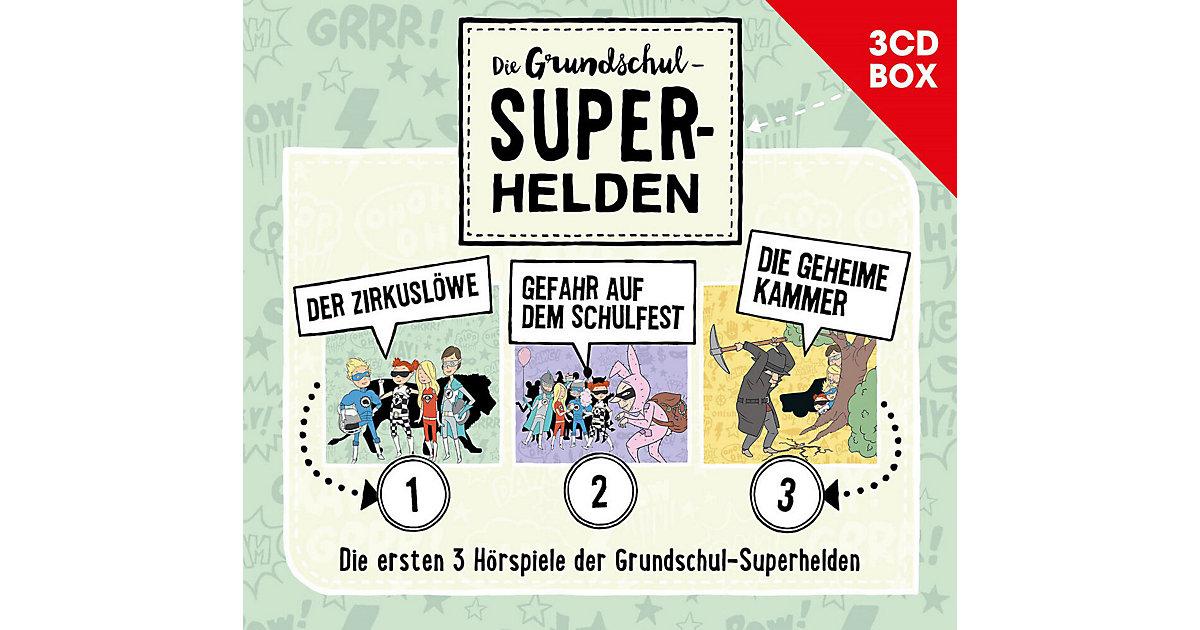 Universal · CD Die Grundschul-Superhelden (3 CDs)