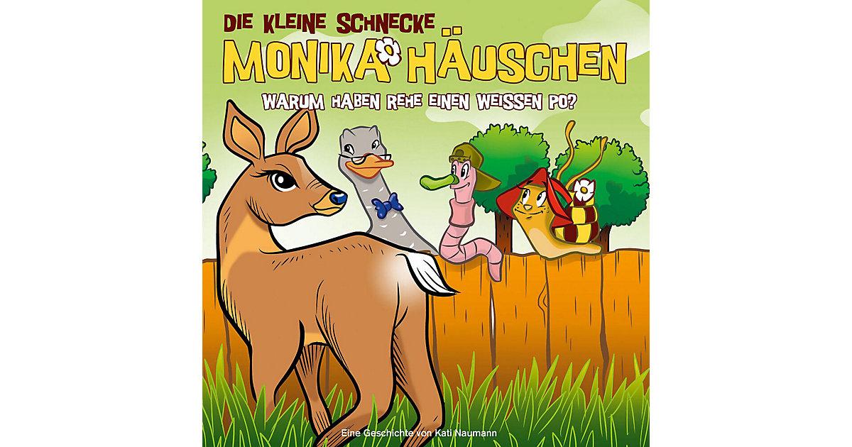 CD Die Kleine Schnecke Monika Häuschen 50 - War...