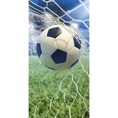 a3a87a08b7463 Strand-   Badetuch Fußball