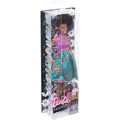 "Кукла Barbie ""Игра с модой"" Тропи-Милашка, 29 см от Mattel"