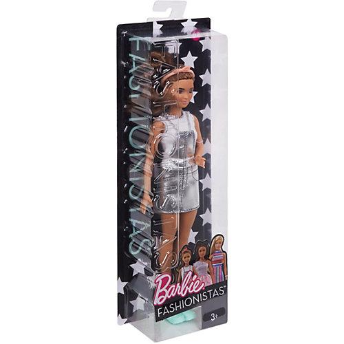 """Кукла Barbie """"Игра с модой"""" Сладкое серебро, 29 см от Mattel"""