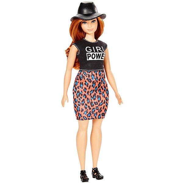 """Кукла Barbie """"Игра с модой"""" Любовь к леопарду, 29 см"""