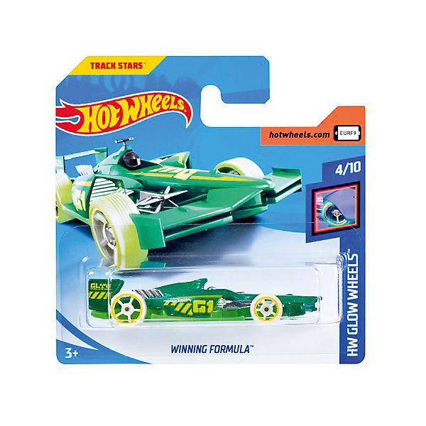 Базовая машинка Hot Wheels, Winning Formula