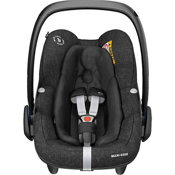 Babyschale Pebble+ (I-size) , Nomad Black