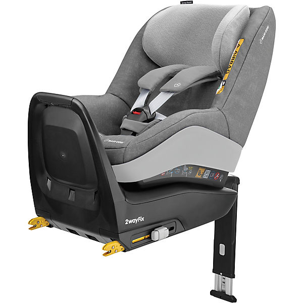 Auto-Kindersitz 2Way Pearl, Nomad Grey