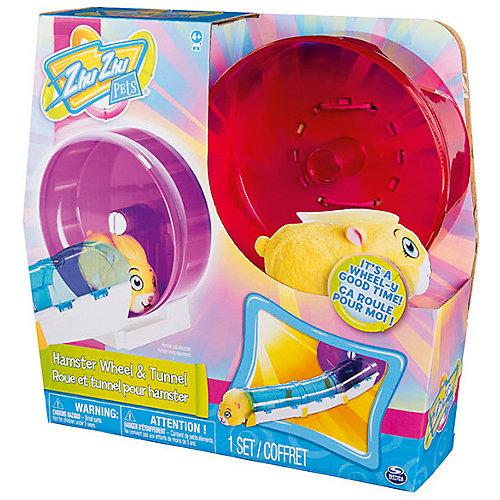 """Игровой набор Spin Master """"Zhu Zhu Pets"""" Колесо с туннелем для хомяка от Spin Master"""