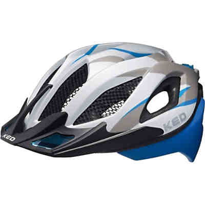fahrradhelm status junior schwarz blau ked helmsysteme. Black Bedroom Furniture Sets. Home Design Ideas