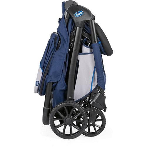 "Прогулочная коляска Chicco ""Kwik One Stroller"" Blueprint от CHICCO"