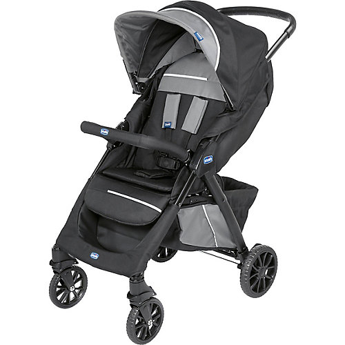 Коляска Chicco Kwik.One Top Stroller Jet Black от CHICCO