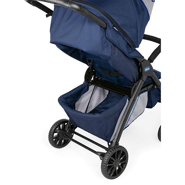 Коляска Chicco Kwik.One Top Stroller Jet Black