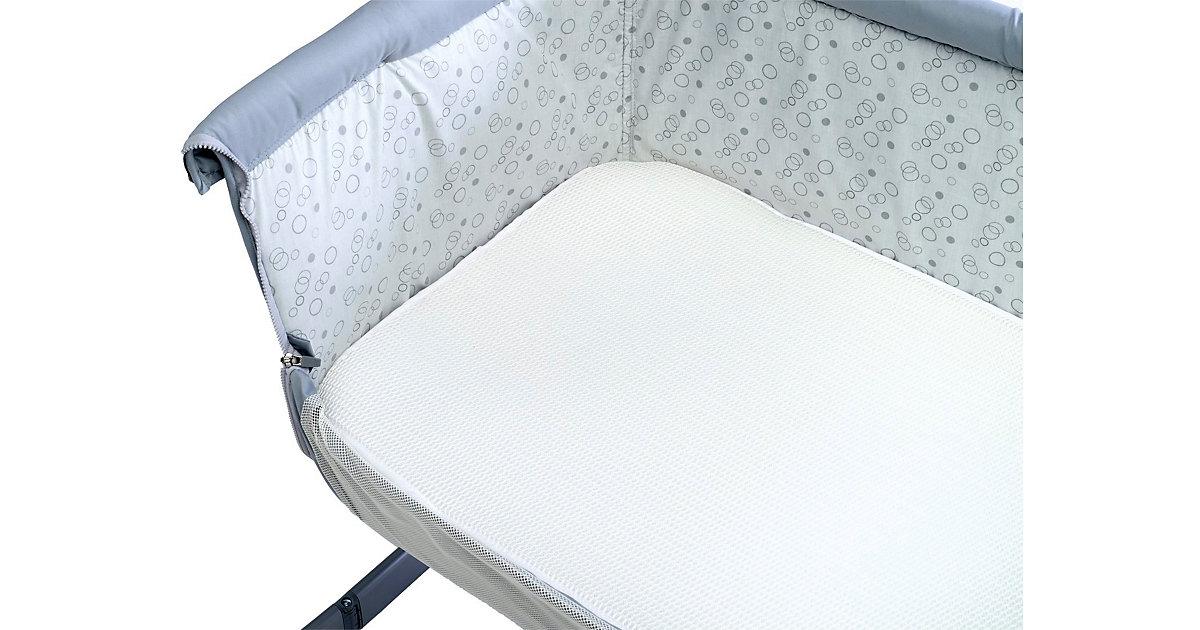 Matratzenauflage Night Breeze Beistellbett Chicco Next2Me, 50 x 85 cm weiß  Kinder