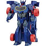 """Трансформеры Transformers """"Роботы под прикрытием. Уан-Стэп"""", Сайундвейв"""