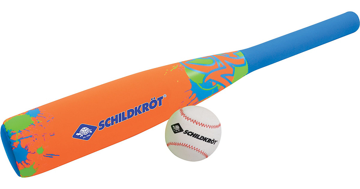 Schildkröt · Neopren Baseball Set, orange