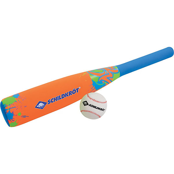 Neopren Baseball Set, orange