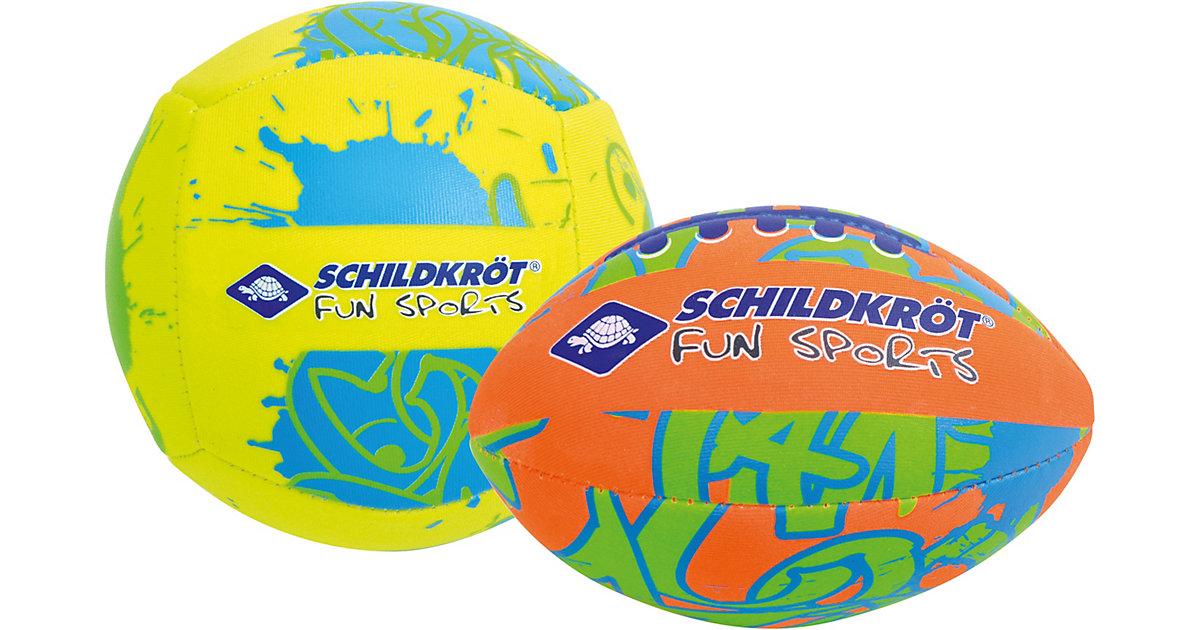 Neopren Mini-Balls-Duo, bunt