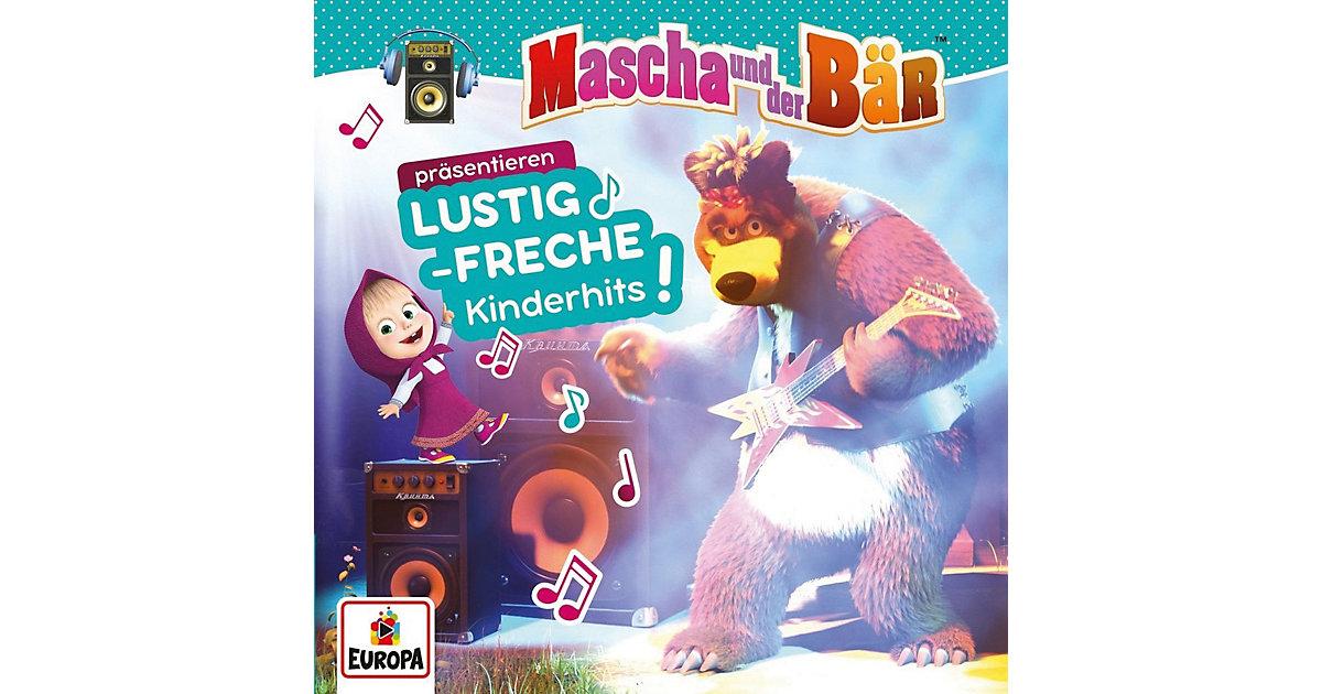 CD Mascha & der Bär präsentieren lustig-freche ...