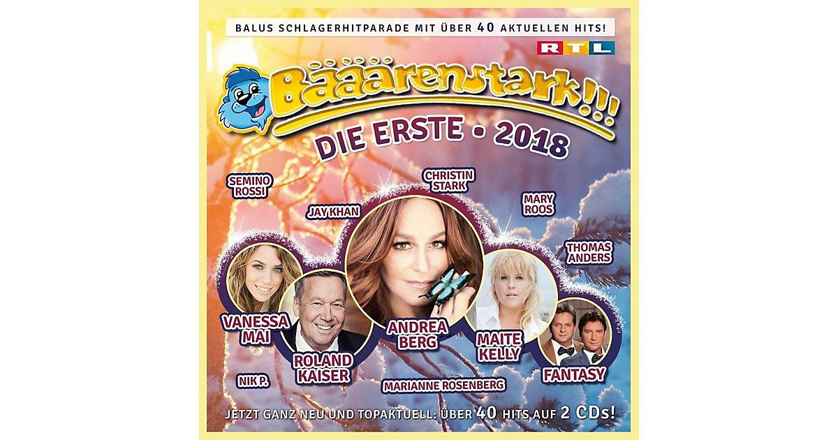 CD Bääärenstark!!! 2018 - Die Erste