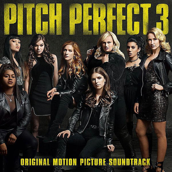 CD Pitch Perfect 3 - Original Soundtrack