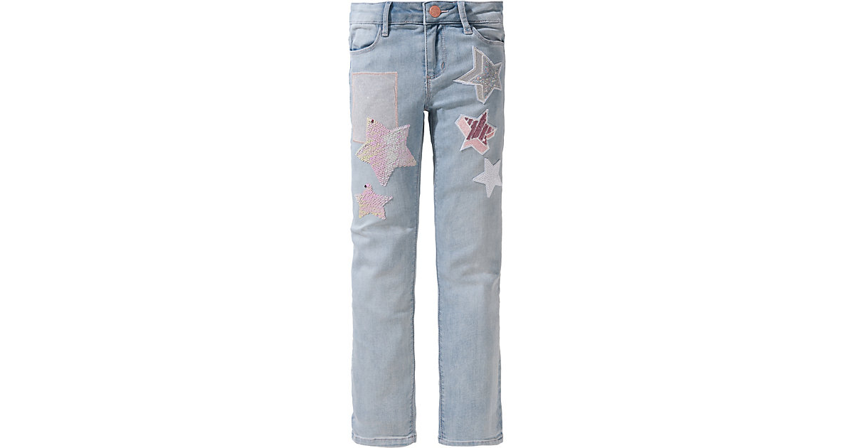 Desigual · Jeans mit Pailletten Gr. 158/164 Mädchen Kinder
