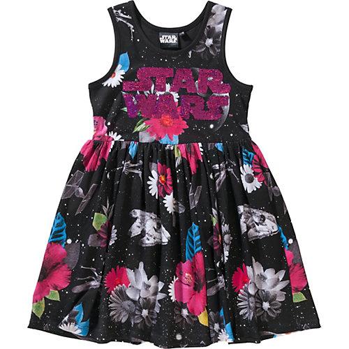 Desigual STAR WARS Kinder Jerseykleid mit Wendepailletten Gr. 158/164 Mädchen Kinder | 08434486419223