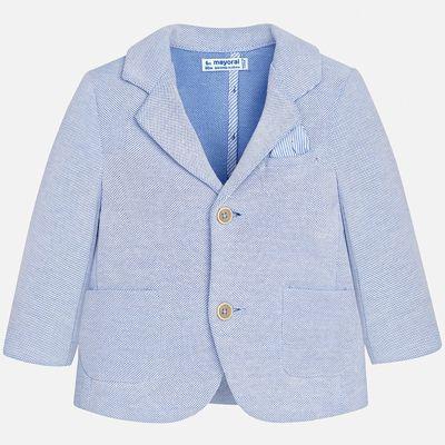 Пиджак Mayoral для мальчика - голубой