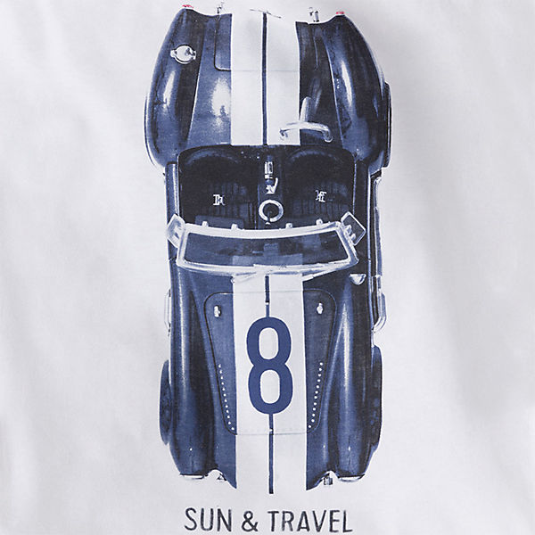 Комплект: футболка с длинным рукавом и футболка Mayoral для мальчика