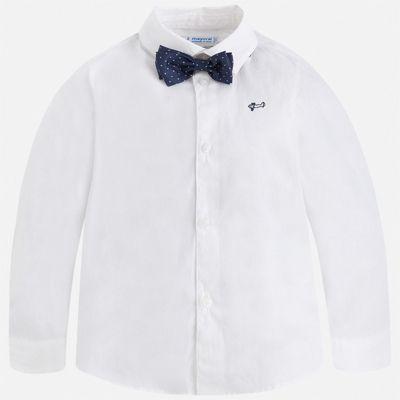 Рубашка Mayoral для мальчика - белый