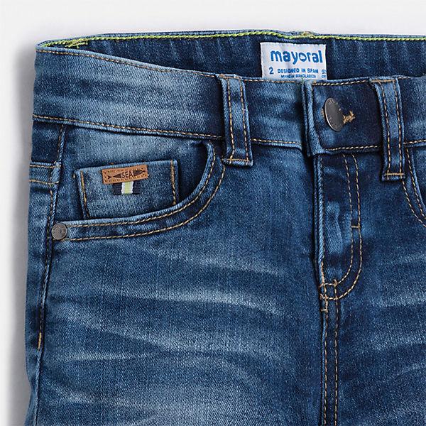 Шорты джинсовые Mayoral для мальчика