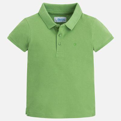 Футболка-поло Mayoral для мальчика - зеленый
