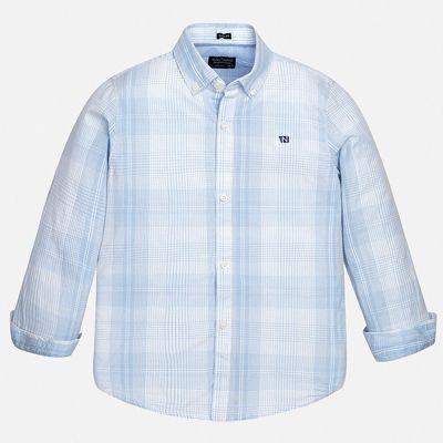 Рубашка Mayoral для мальчика - разноцветный