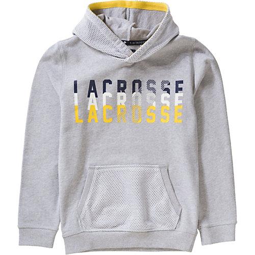 LACROSSE Canadienne Sweatshirt mit Kapuze Gr. 164 Jungen Kinder   04055502595345